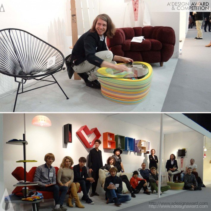 Russian Design Pavilion (Program of Design Events Design)