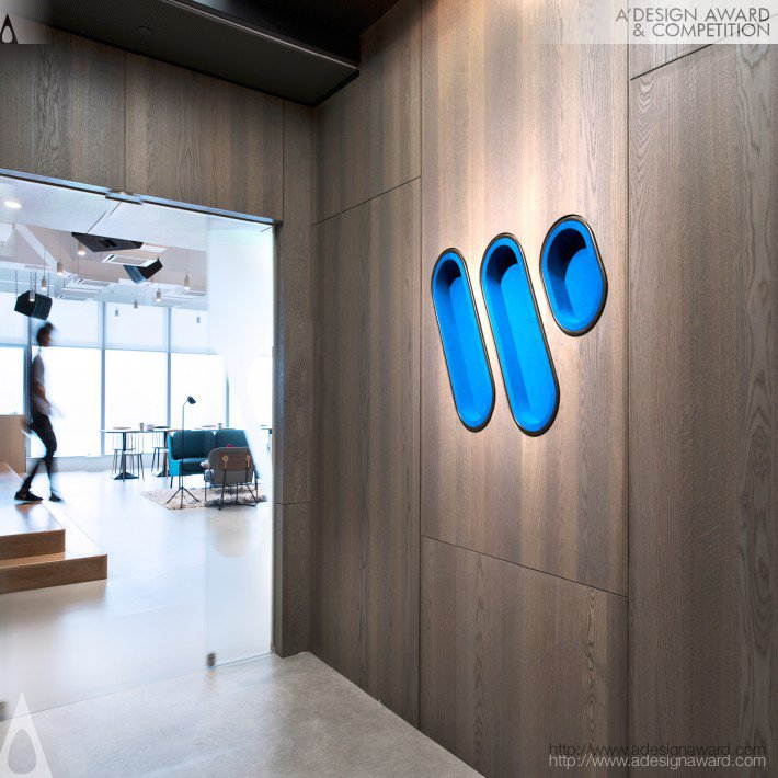 Bean Buro - Warner Music Workplace Office