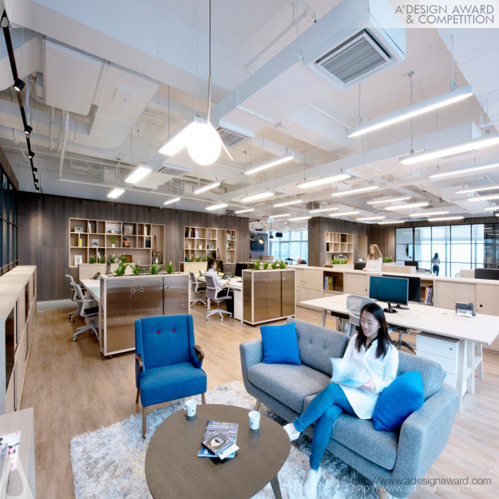 Workplace Office by Bean Buro