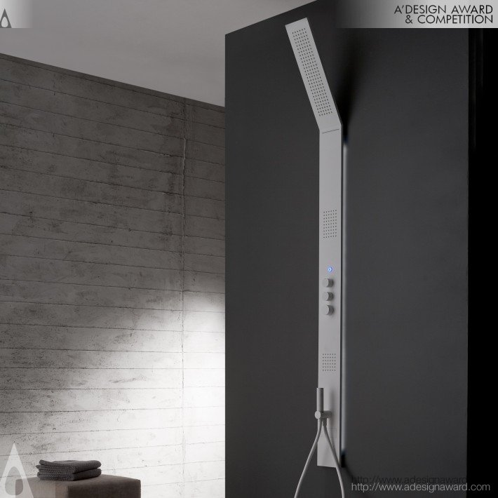 Obliqua (Shower System Design)