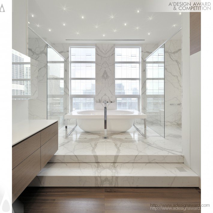 Downtown Penthouse (Private Residence Design)