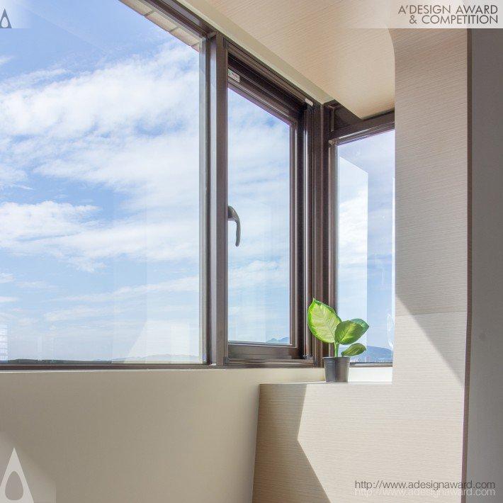 Urban Oasis (Residential Apartment Design)