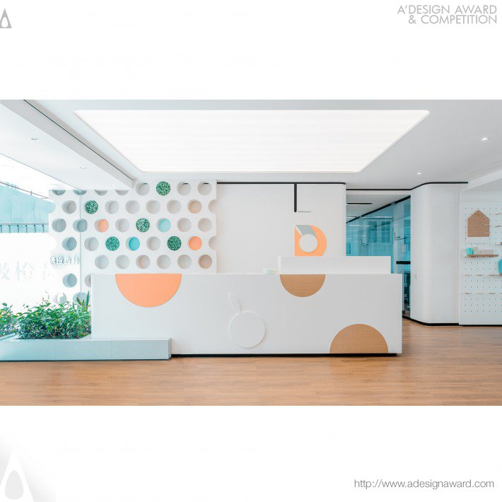 A Warm Clinic (Medical Space Design)