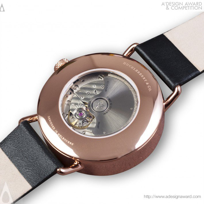 Atticus (Mechanical Watch Design)