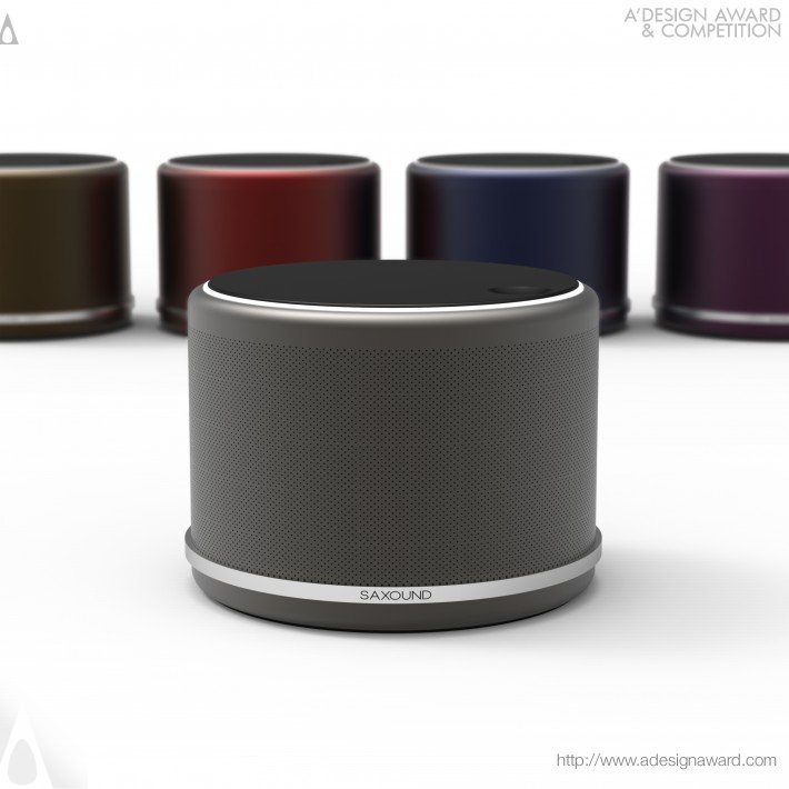 Saxound (Wireless Speaker Design)
