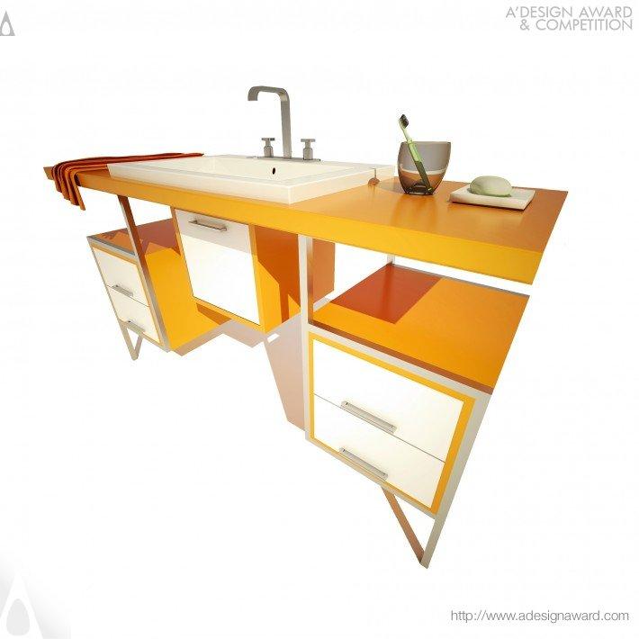 Good Morning (Bathroom Furniture Design)