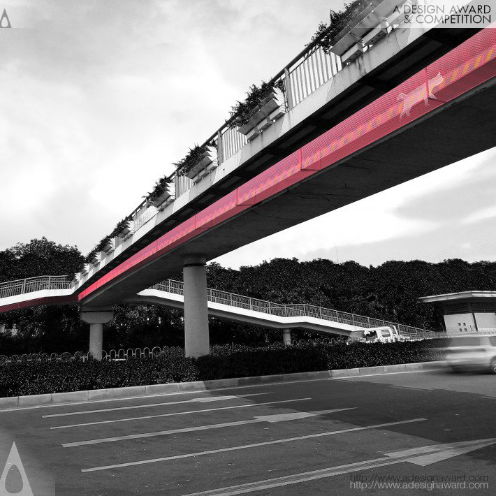 Red Line (Cat-Overpass Design)
