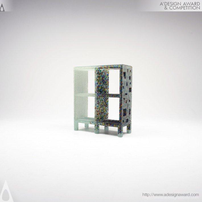 Grade B Shelf (Conceptual Furniture Design)