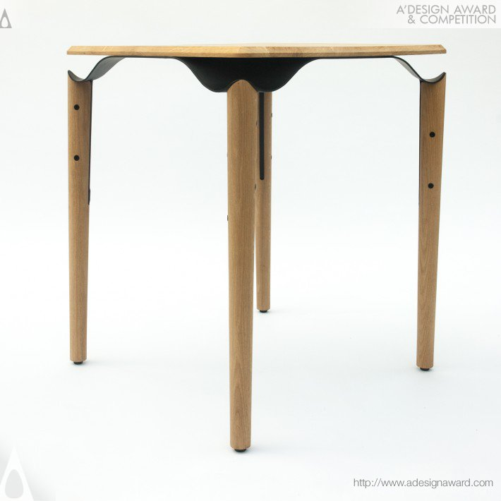 Trapesi (Bistro Table Design)