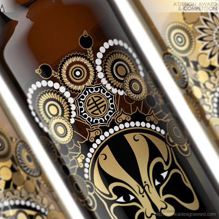 Snow Breweries-Ying Xiong Pu (Beer Design)