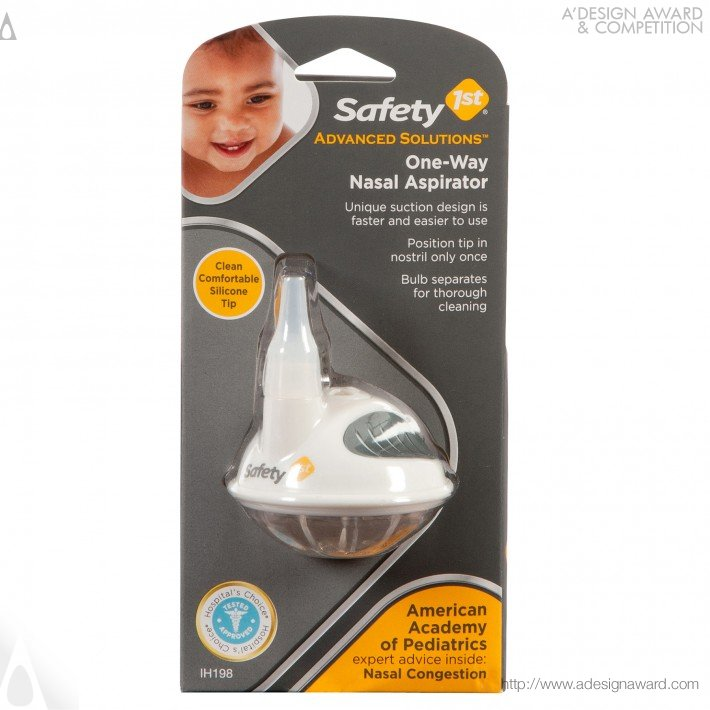One Way (Nasal Aspirator Design)