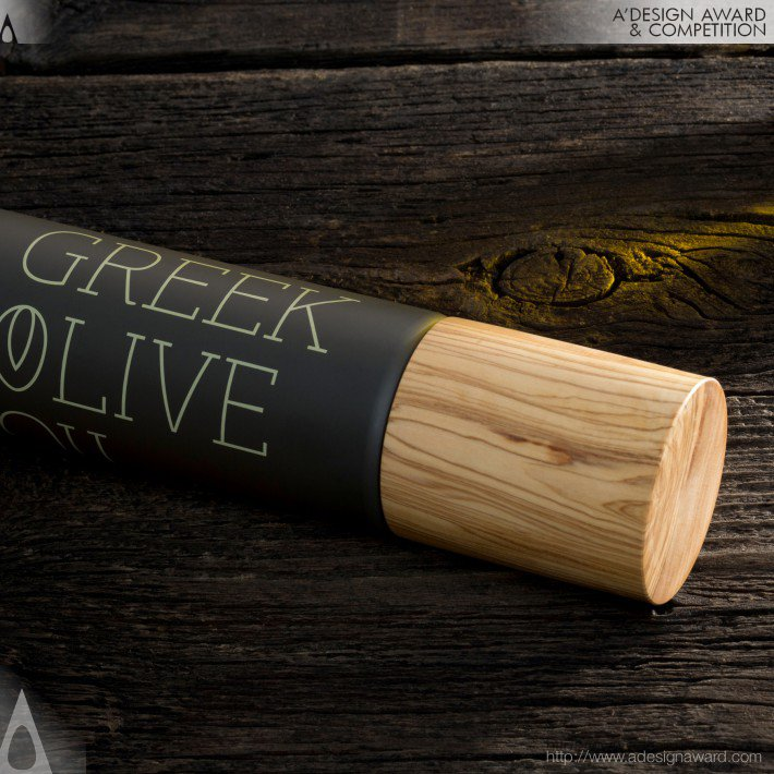 Kopos® | Limited Edition (Extra Virgin Olive Oil Design)