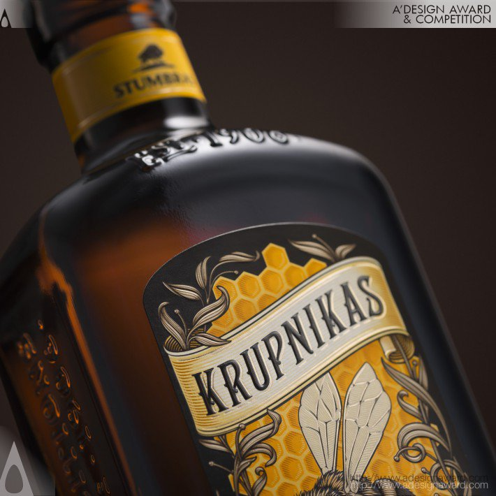 Krupnikas (Packaging Design)