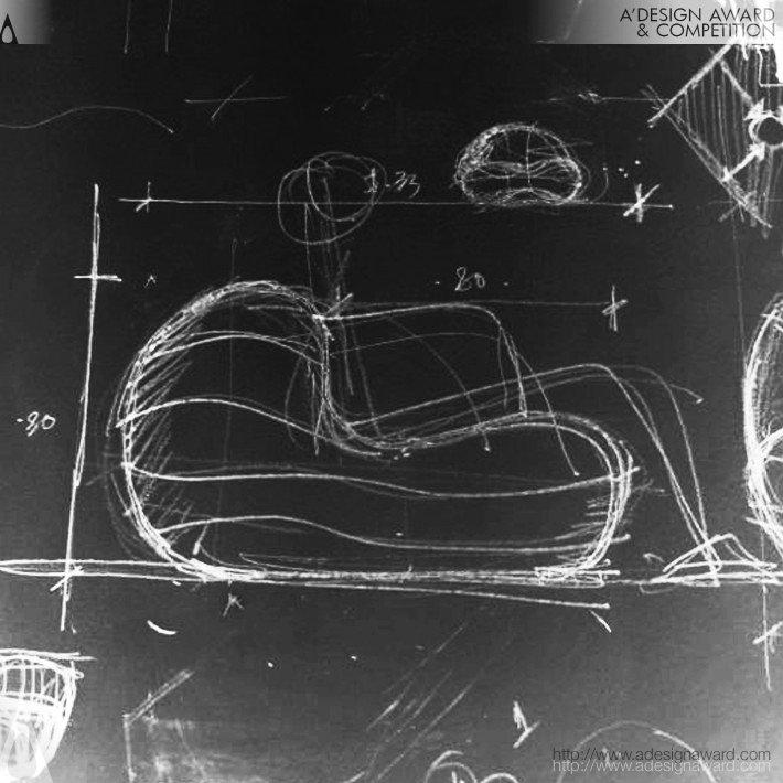 Basquete by Mula Preta Design - 1 DESIGN STUDIO - 1 DESIGN STUDIO