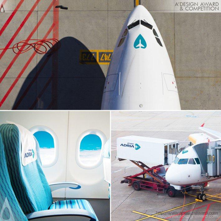 Adria Airways (Corporate Identity Design)