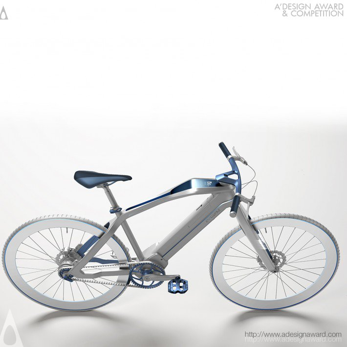 Brian Hoehl - Pininfarina Evoluzione Electric Bicycle