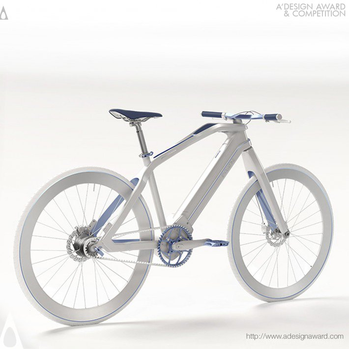 Pininfarina Evoluzione (Electric Bicycle Design)