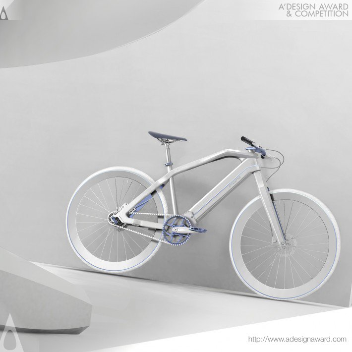 Electric Bicycle by Brian Hoehl