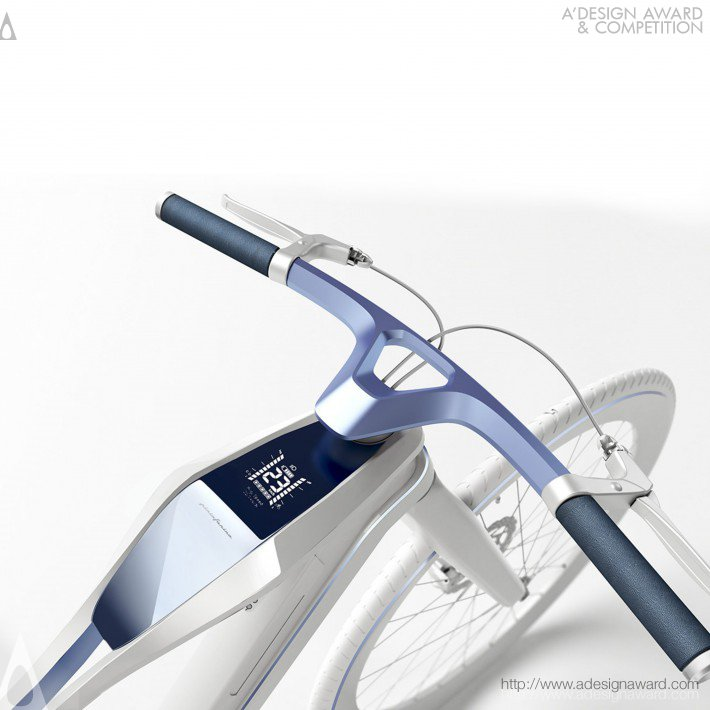 Pininfarina Evoluzione Electric Bicycle by Brian Hoehl