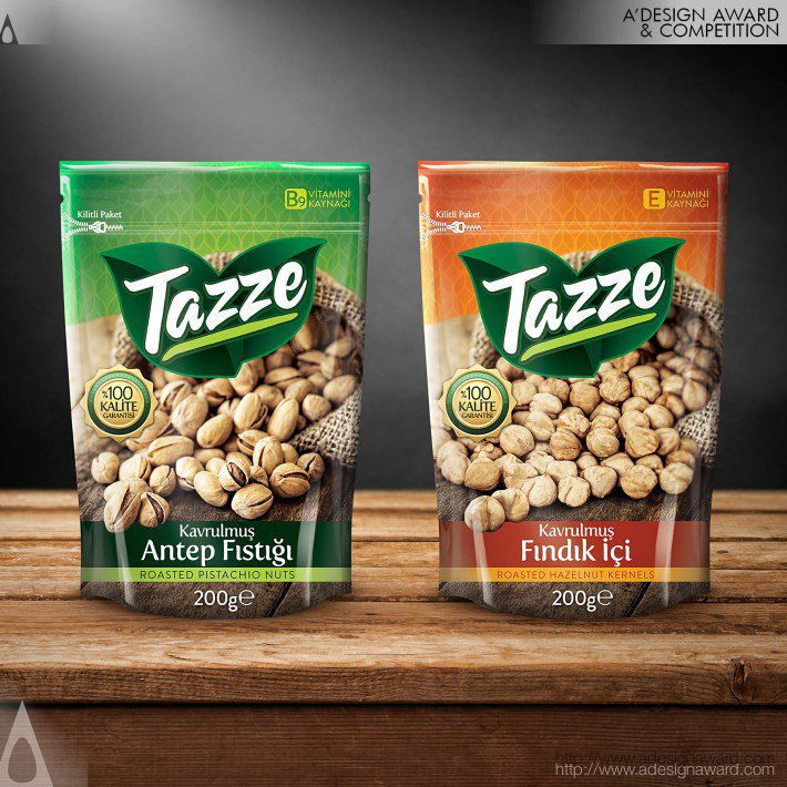 Twinsadhouse - Tazze Nuts, Dried Fruits