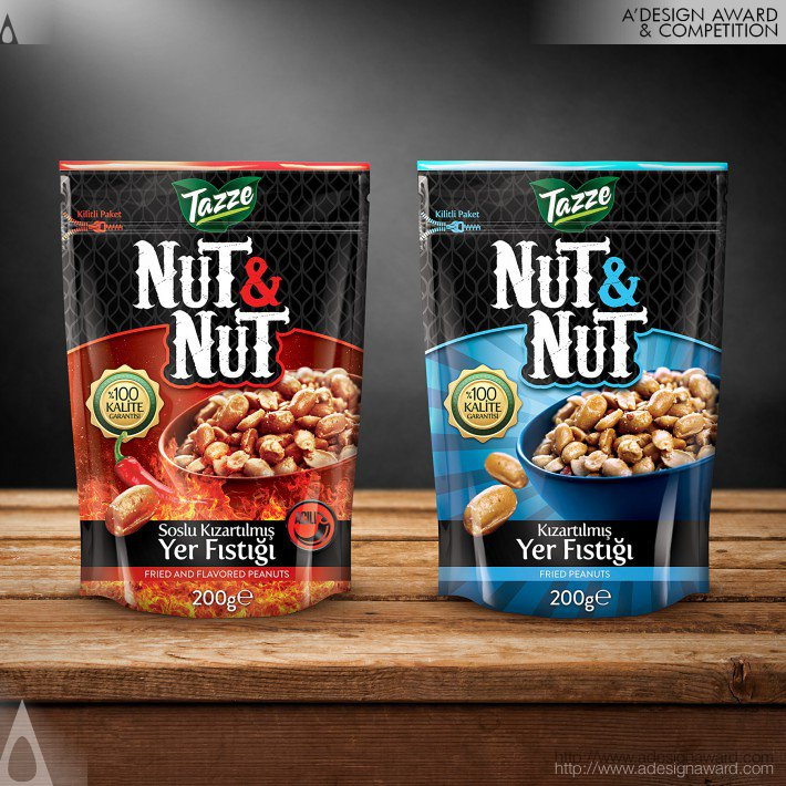 Tazze (Nuts, Dried Fruits Design)