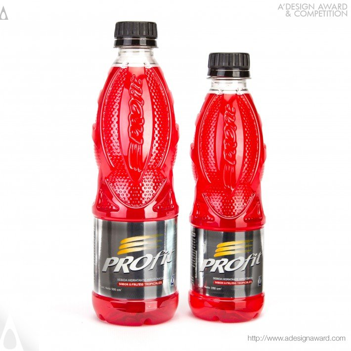 Profit Sports Drink (Sports Drink Package Design)