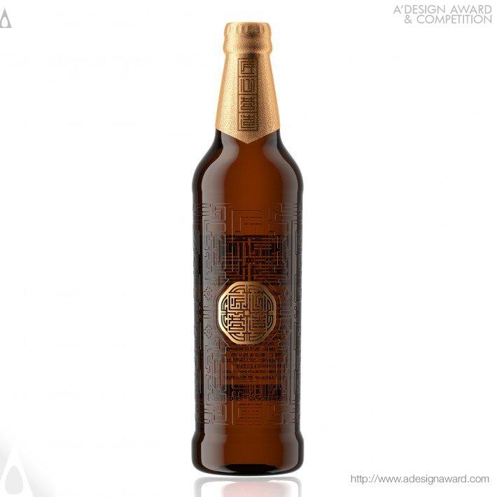Snow Breweries-Jiang Xin Ying Zao (Beer Design)