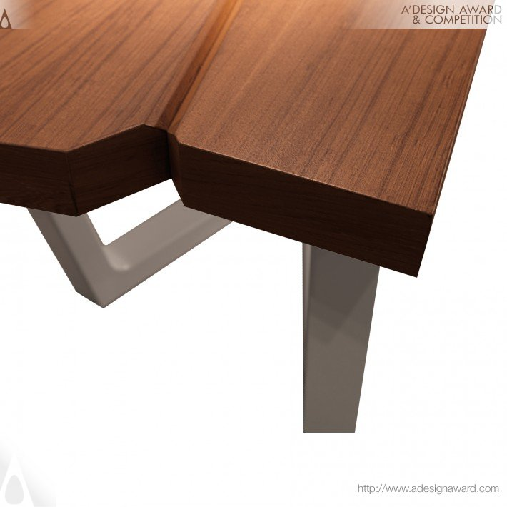 Chromosome X (Dining Table Design)