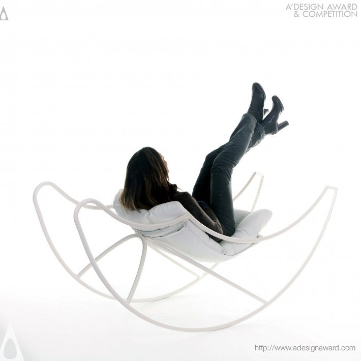 Ali Di Luna (moon's Wings) (Rocking Chair Design)