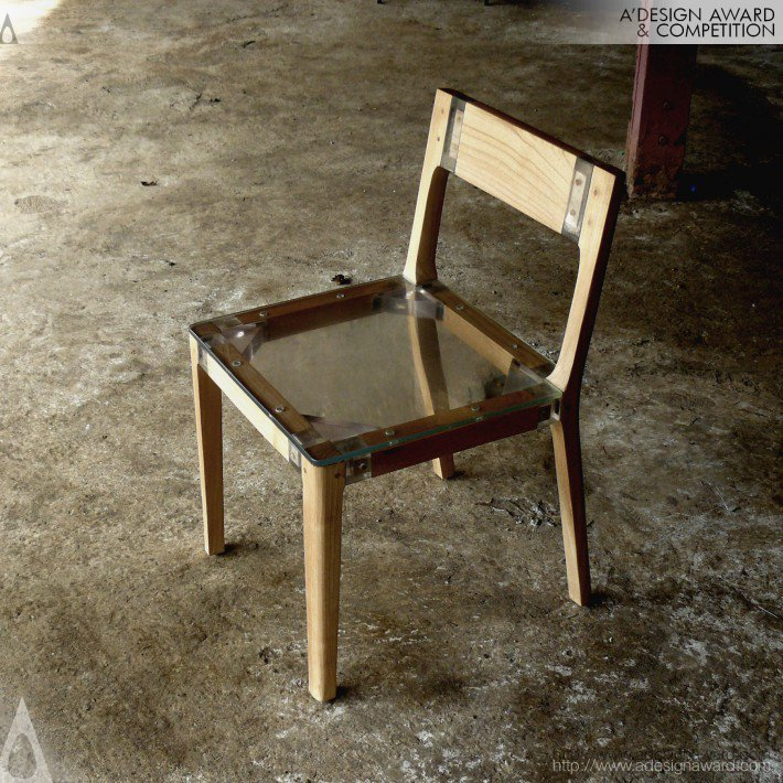Exploded (Chair Design)