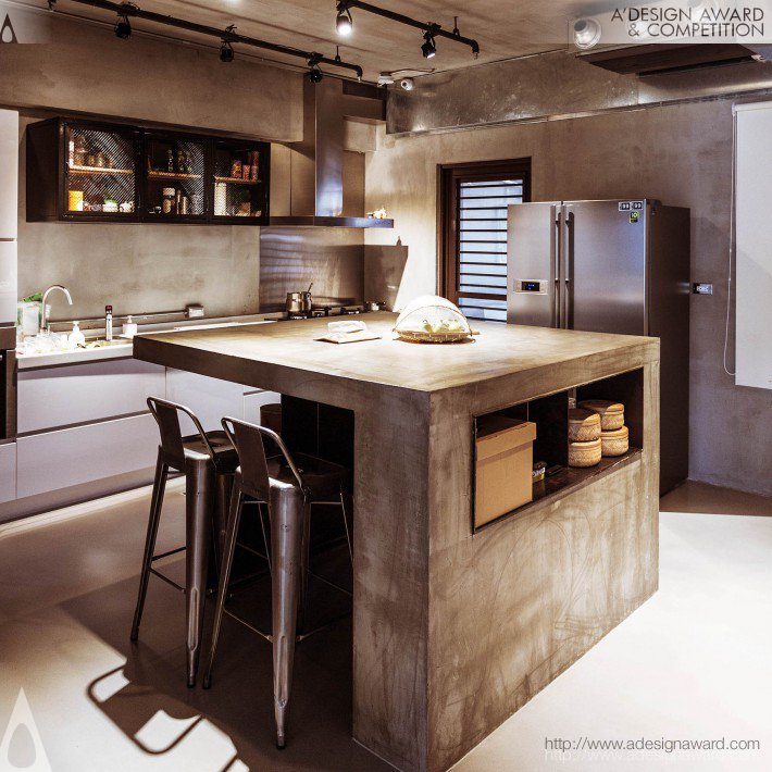 Pei Hau Huang - Simple Life Residential Interior