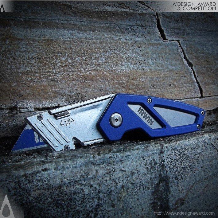 Fk Series (Folding Utility Knives Design)