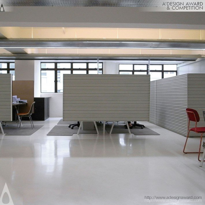 White Paper (Office of An Interior Design Firm Design)
