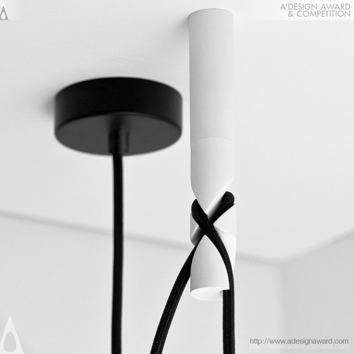 Little Bishop (Pendant Light Hook Design)