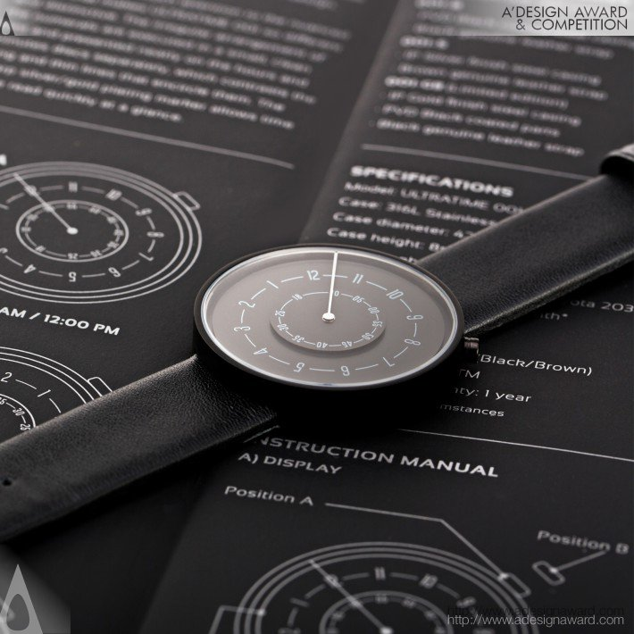 Ultratime 001 (Watch Design)