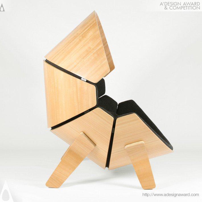 Hideaway (Children's Chair Design)