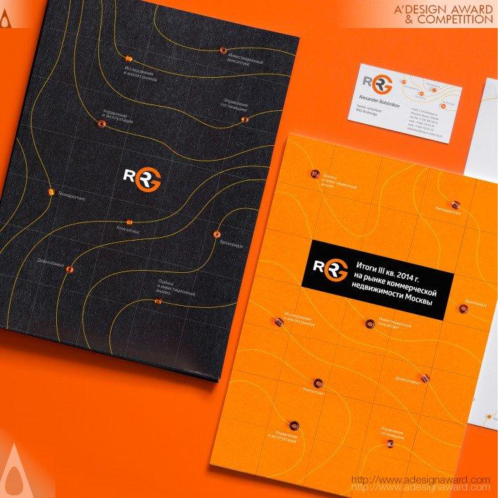 Rrg (Corporate Identity Design)