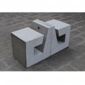 B-Shape Concrete