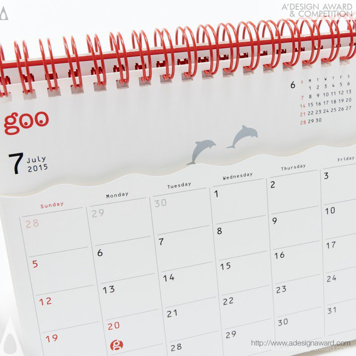Happy Pockets (Calendar Design)