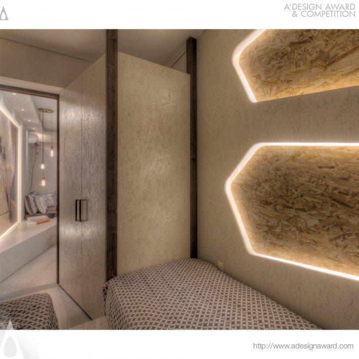 Harbor Project (Boutique Apartments Hotel Design)