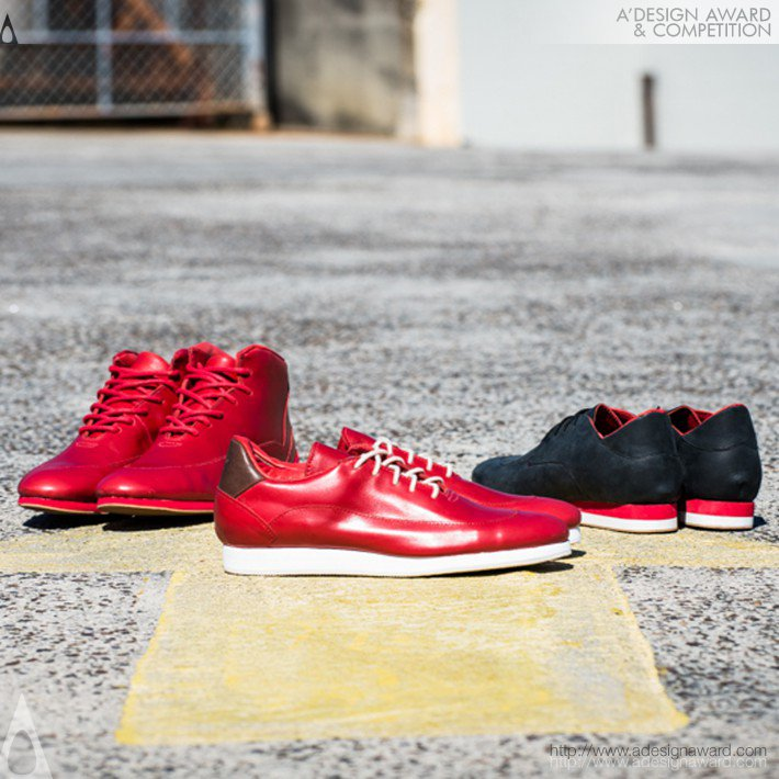 The Flash Collection (Footwear Collection Design)