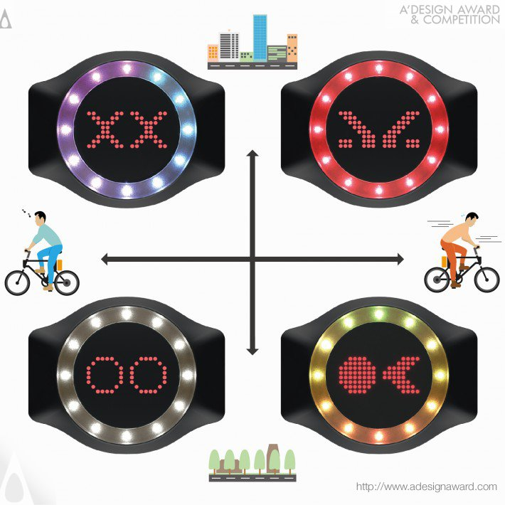 Smart Bike Light by Jiachun