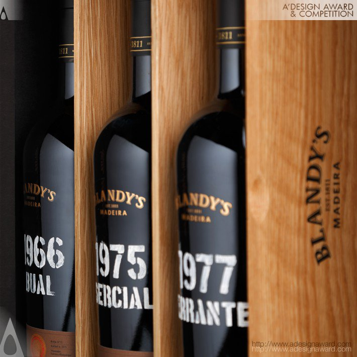 Blandy's Madeira by Omdesign