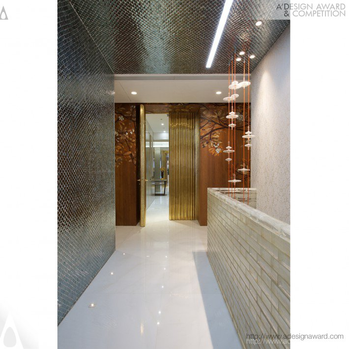 Amee Vora Wall Paneling