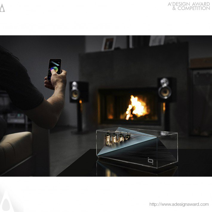 Qoobi One (Wireless Tube Pre Amp Design)