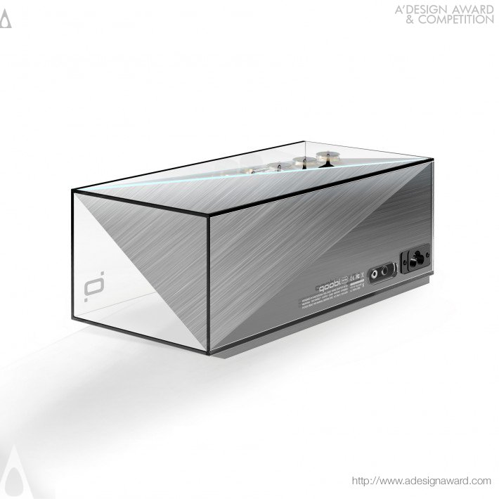 Qoobi One (Wireless Tube Pre Amp Design)