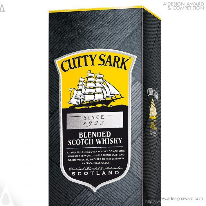 Taali Media India Pvt. Ltd - Cutty Sark Packaging