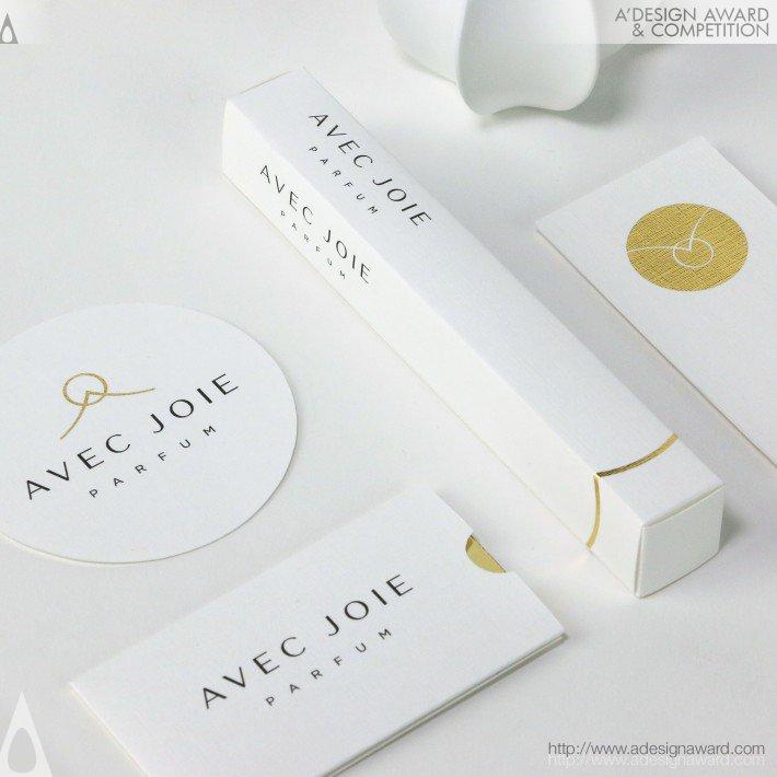 Avec Joie Fragrance Packaging (Fragrance Design)