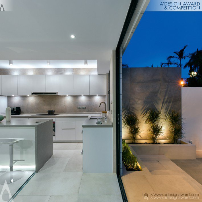 Cohesive Bright Villa (Residential Design)
