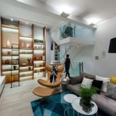 Cohesive Bright Villa